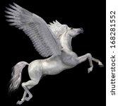 White Pegasus Profile   A...