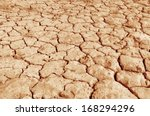 Lake Bed Drying Up Due To...