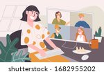 flat style vector illustration...   Shutterstock .eps vector #1682955202