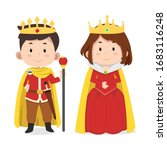 cute children characters with...   Shutterstock .eps vector #1683116248