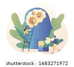 psychology. psychologist online.... | Shutterstock .eps vector #1683271972