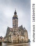 Cathedral Of St Elisabeth Is A...