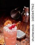 Refreshing Pink Summer Cocktail ...