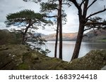 Ullswater And The Helvellyn...