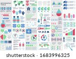 medical infographic elements... | Shutterstock .eps vector #1683996325