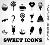 vector collection of black...