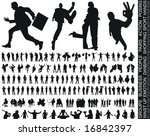 a new huge collection of...   Shutterstock .eps vector #16842397