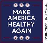 us america poster banner...   Shutterstock .eps vector #1684292632