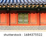Colorful Dancheong And Windows...