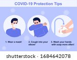 coronavirus covid 19 novel... | Shutterstock .eps vector #1684642078