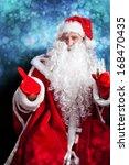 santa claus | Shutterstock . vector #168470435