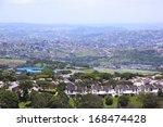 Suburban Housing Estate With...