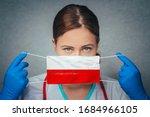 Coronavirus In Poland Female...