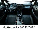 Electric Car Interior Details...