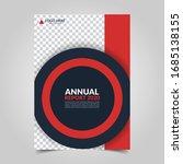 modern business cover for... | Shutterstock .eps vector #1685138155