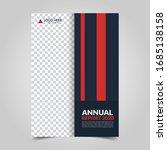 modern business cover for... | Shutterstock .eps vector #1685138158