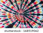 tie dye design. bandana. t...   Shutterstock . vector #168519062