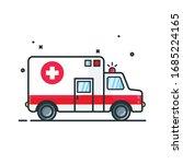 Ambulance Icon Design...