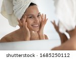 After Beauty Home Spa Procedure ...