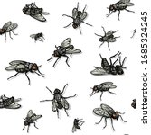 Fly  Fly Pattern  Realistic...
