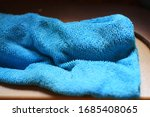 Blue Rag For General Cleaning
