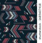 pattern clothing tie geometric... | Shutterstock . vector #1685607418