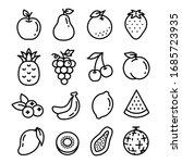 line and  vector illustration... | Shutterstock .eps vector #1685723935