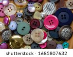 An Array Of Buttons In All ...