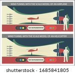 Wind Tunnels For Airplane And...