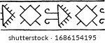 turkish design is a border... | Shutterstock .eps vector #1686154195