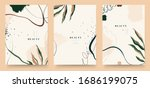 abstract trendy universal... | Shutterstock .eps vector #1686199075