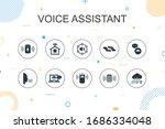 voice assistant  trendy...