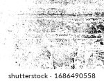 distress urban used texture.... | Shutterstock .eps vector #1686490558