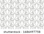 abstract seamless floral... | Shutterstock .eps vector #1686497758