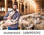 Portrait Of Successful Farm...