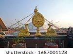 Beautiful Boudhanath Stupa In...