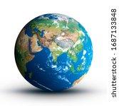 3d Globe  3d Planet  3d Earth