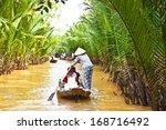 a famous tourist destination is ... | Shutterstock . vector #168716492