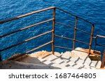 Stairs On A Cliff At Neptuns...