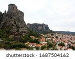 Meteora World Heritage In Greece