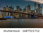 View On Lower Manhattan And...