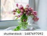 Bouquet Of Flowers Fresh Cut...
