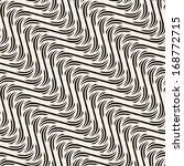 seamless ripple pattern.... | Shutterstock .eps vector #168772715