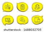 checklist sign. diploma... | Shutterstock .eps vector #1688032705