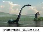 Nessie  The Famed Lake Monster...