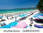 Patong Beach  Phuket  Thailand...