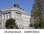 library of congress in... | Shutterstock . vector #168843062