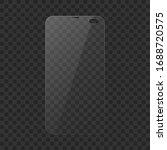vector screen protector film or ...   Shutterstock .eps vector #1688720575