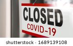 Closed businesses for covid 19...