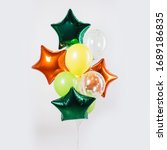 Colorful Funny Balloons....